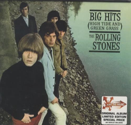 Rolling Stones Big Hits Records Lps Vinyl And Cds