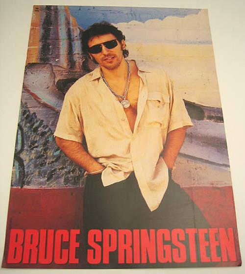 Click to view product details and reviews for Bruce Springsteen Lucky Town 1992 Japanese Poster Promo Poster.
