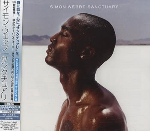 Click to view product details and reviews for Simon Webbe Sanctuary 2005 Japanese Cd Album Tocp 66472.