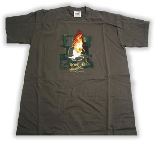 CHEAP Robert Plant Freedom Fires T-Shirt – Small UK t-shirt SMALL 25209782549 – General Clothing