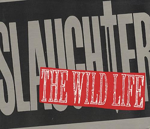 Click to view product details and reviews for Slaughter The Wild Life 1992 Usa Cd Single Dpro 23812.