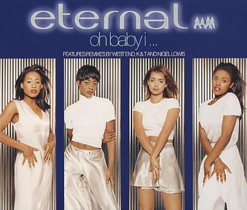 Click to view product details and reviews for Eternal Oh Baby I 1994 Uk Cd Single Cdem353.