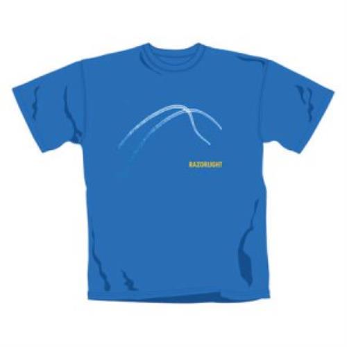 CHEAP Razorlight Jets T-Shirt – XL 2006 UK t-shirt TSCX2160 25934486339 – General Clothing