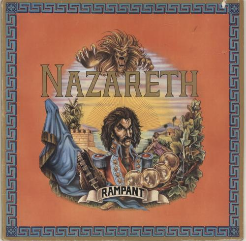 Nazareth Rampant Records Lps Vinyl And Cds Musicstack
