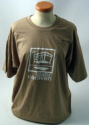 CHEAP Static Caravan Static Caravan – Beige T-Shirt UK t-shirt LARGE T-SHIRT 25209787613 – General Clothing