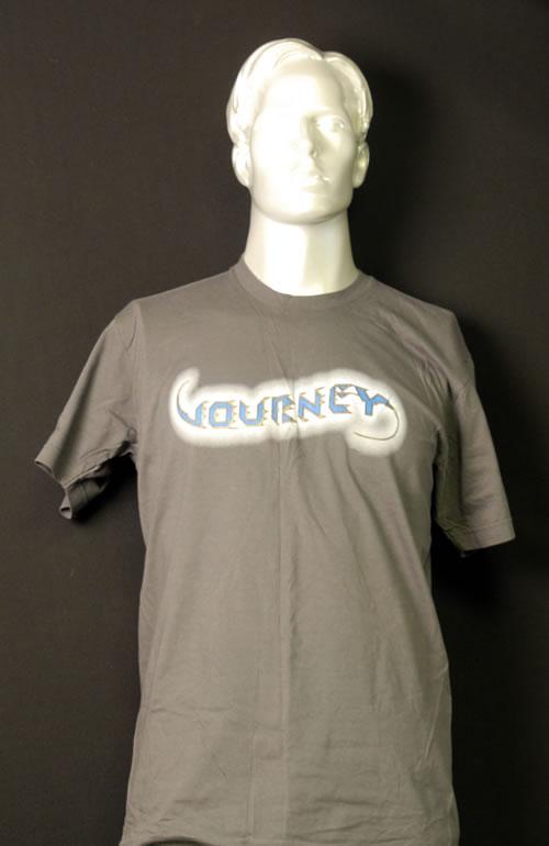 CHEAP Journey Journey – Grey, Size Large 2006 USA t-shirt PROMO T-SHIRT 25209788285 – General Clothing