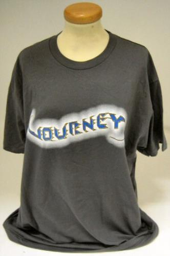 CHEAP Journey Journey – Grey, Extra Large 2006 USA t-shirt PROMO T-SHIRT 25209788289 – General Clothing