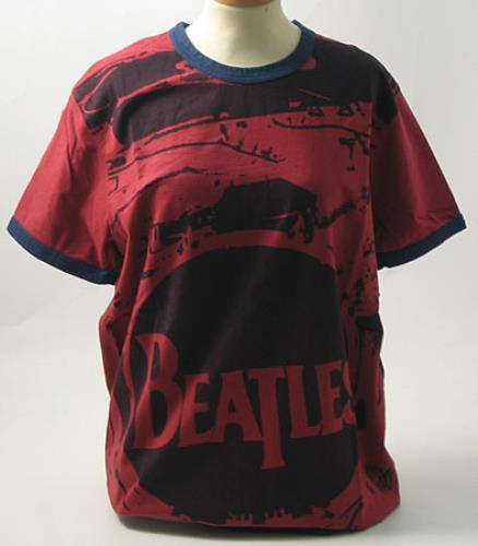 CHEAP The Beatles Drumskin Ruby T-Shirt – Medium 2006 UK t-shirt 25209789591 – General Clothing