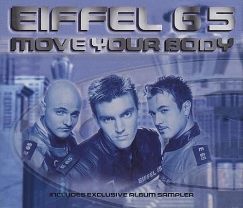 Eiffel 65 Move Your Body Records Lps Vinyl And Cds