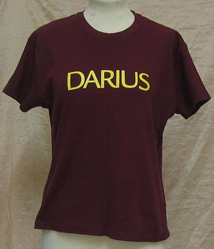 CHEAP Darius Diva – Tour T-Shirt UK t-shirt TOUR T-SHIRT – LARGE 25209795277 – General Clothing