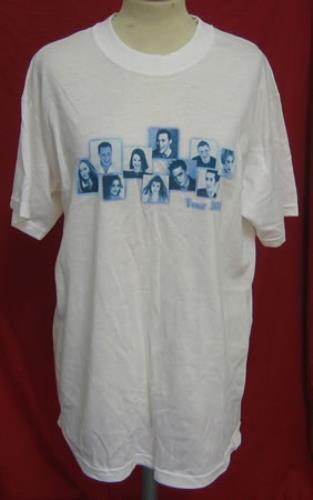 CHEAP Will Young Pop Idol – Tour 2002 2002 UK t-shirt TOUR T-SHIRT -MEDIUM 25209795373 – General Clothing