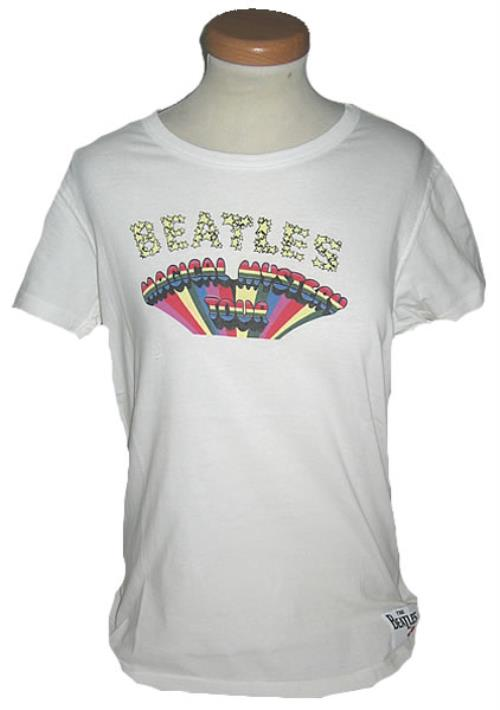 CHEAP The Beatles Magical Mystery Tour [Ladies: Small] 2008 UK t-shirt SMALL 25209801265 – General Clothing