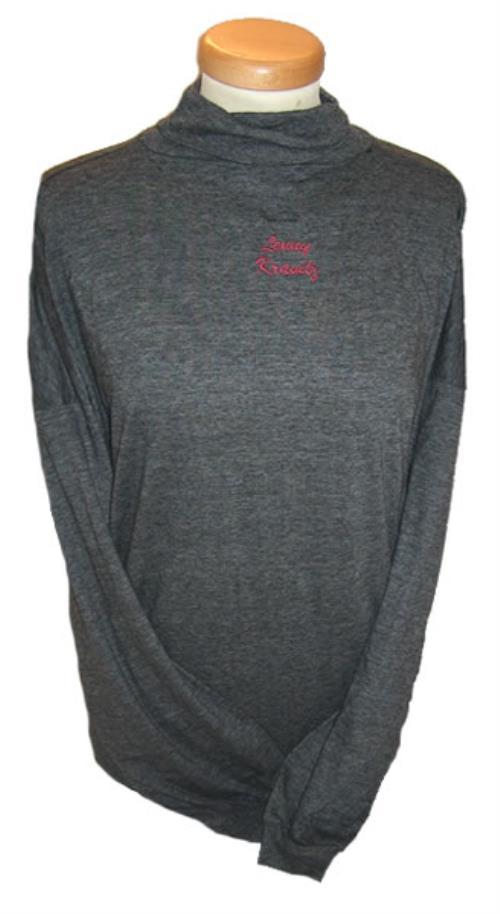 CHEAP Lenny Kravitz Lenny Kravitz – Rolled Neck Top UK clothing LONG SLEEVED TOP 25209802049 – General Clothing