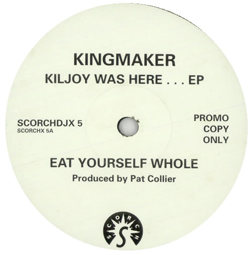 Kingmaker - The Killjoy Was Here EP