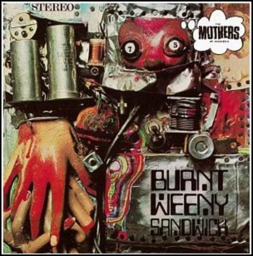 Frank Zappa Burnt Weeny Sandwich Records Lps Vinyl And