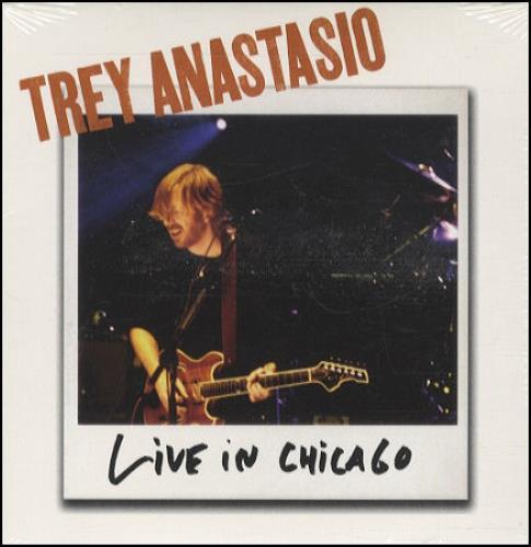 Trey Anastasio Records Lps Vinyl And Cds Musicstack
