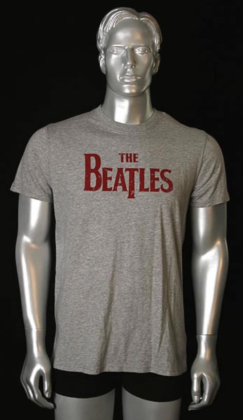 CHEAP The Beatles Classic Logo: Grey [Medium] 2009 UK t-shirt MEDIUM 25209815141 – General Clothing