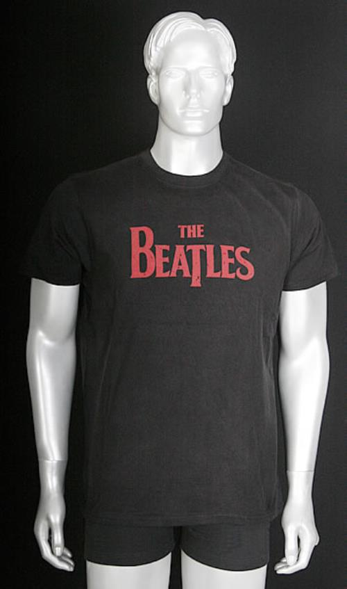 CHEAP The Beatles Classic Logo: Black [XL] 2009 UK t-shirt XL 25209815143 – General Clothing
