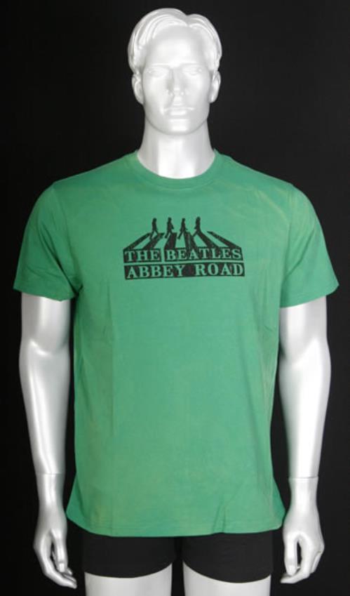 CHEAP The Beatles Abbey Road: Green [Medium] 2009 UK t-shirt MEDIUM 25209815145 – General Clothing
