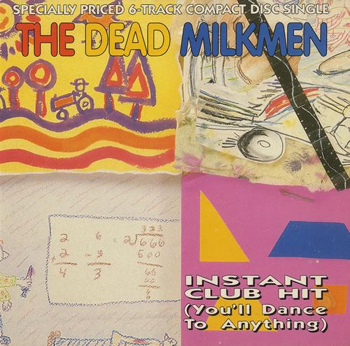 Dead Milkmen Records Lps Vinyl And Cds Musicstack