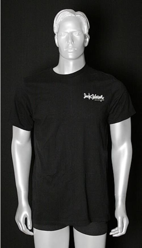CHEAP Jack Johnson Europan Tour – Local Crew 2008 UK t-shirt CREW T-SHIRT 25209821445 – General Clothing