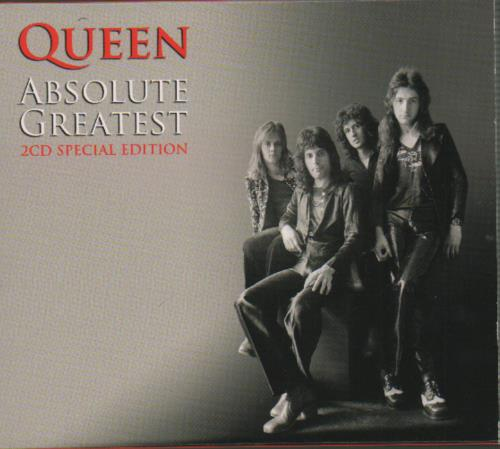Queen Absolute Greatest Records Lps Vinyl And Cds