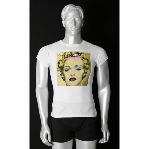 CHEAP Madonna Celebration – ladies large skinny fit 2009 UK t-shirt T-SHIRT 25209823937 – General Clothing