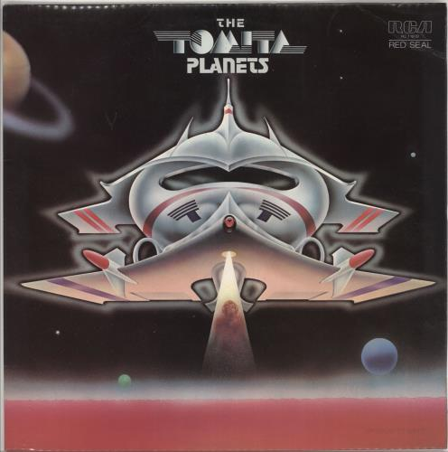 Tomita Isao Records Lps Vinyl And Cds Musicstack