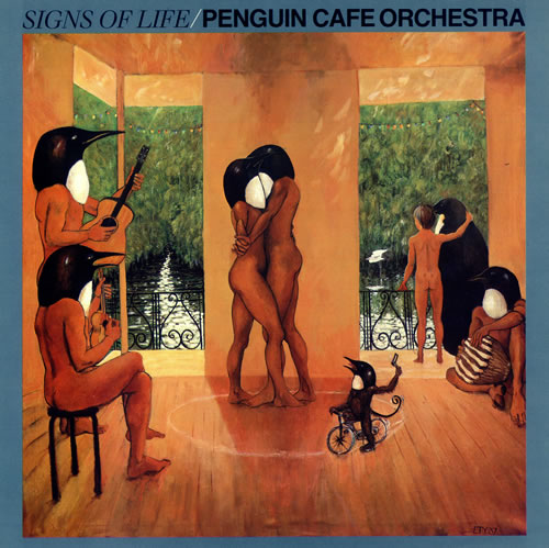 Penguin Cafe Orchestra Records Lps Vinyl And Cds