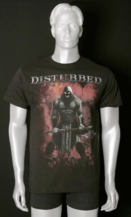 CHEAP Disturbed Pair Of Disturbed T-Shirts – Medium USA t-shirt T-SHIRTS 25209830795 – General Clothing