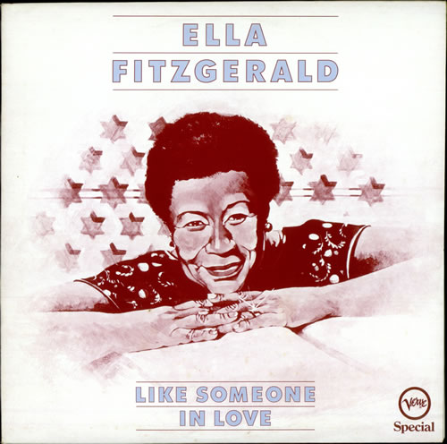 Ella Fitzgerald Like Someone In Love Records Lps Vinyl