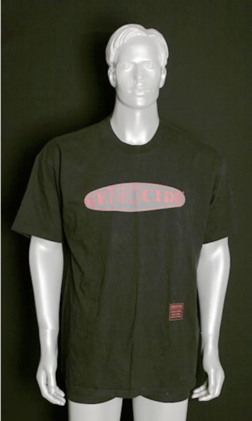 CHEAP Genocide Stop The Violence – XL USA t-shirt T-SHIRT 25209832833 – General Clothing