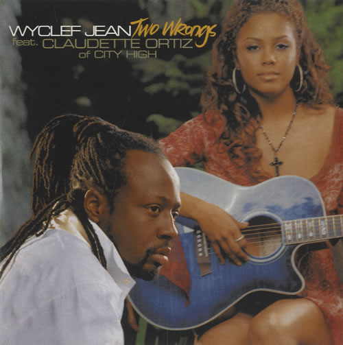 Wyclef Jean Wyclef Wyclef Jean Wyclef Jean Wyclef: Wyclef Jean Two Wrongs Records, LPs, Vinyl And CDs