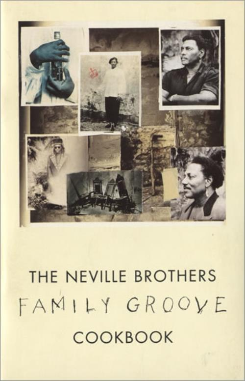 Neville Brothers Family Groove Records Lps Vinyl And Cds