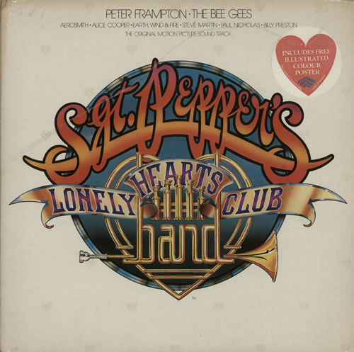 Bee Gees Sgt Pepper S Lonely Hearts Club Band Records