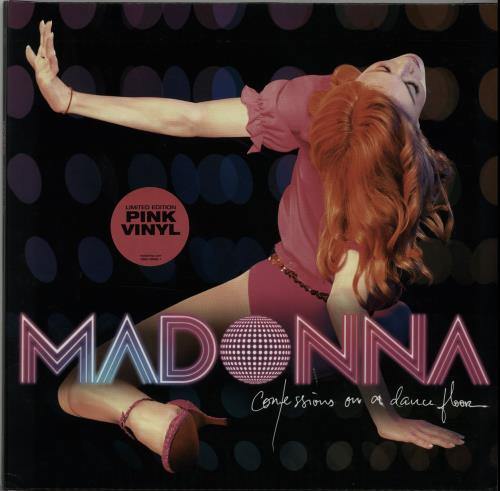 Confessions on a Dance Floor (Import)
