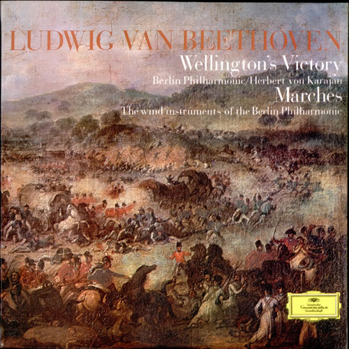 Beethoven Wellington S Victory Records Lps Vinyl And Cds