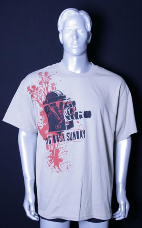 CHEAP Taking Back Sunday Vintage Camera – XL USA t-shirt T-SHIRT 25209843161 – General Clothing