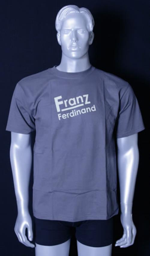 CHEAP Franz Ferdinand Franz Ferdinand 2004 USA t-shirt T-SHIRT 25209844385 – General Clothing