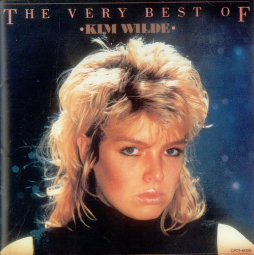 Kim Wilde The Very Best Of Kim Wilde Records Lps Vinyl