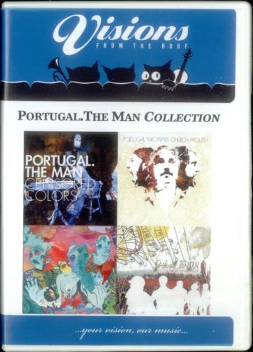 Portugal The Man Records Lps Vinyl And Cds Musicstack