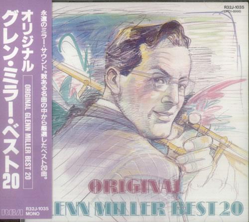 Click to view product details and reviews for Glenn Miller Original Glenn Miller Best 20 1986 Japanese Cd Album R32j 1035.