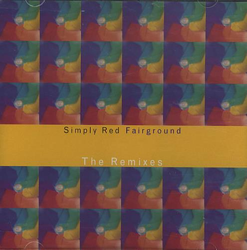 Click to view product details and reviews for Simply Red Fairground The Remixes 1995 Uk Cd Single Ew001cd2.