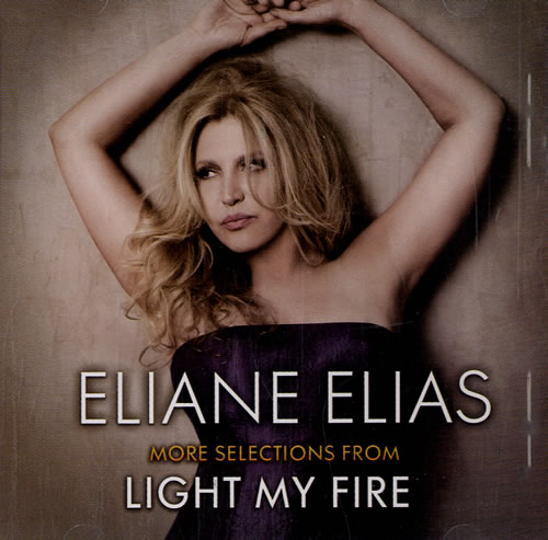 Click to view product details and reviews for Eliane Elias More Selections From Light My Fire Radio Single 2011 Usa Cd Single Pro Cj 0473.