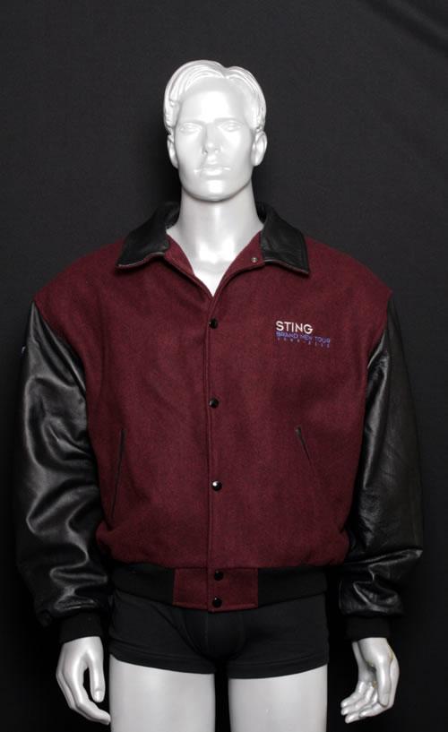 CHEAP Sting Brand New Tour – Extra Large UK jacket CREW JACKET 25209847743 – General Clothing