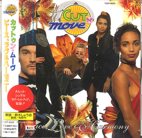 Click to view product details and reviews for Cut N Move Peace Love Harmony 1994 Japanese Cd Album Tocp 8333.
