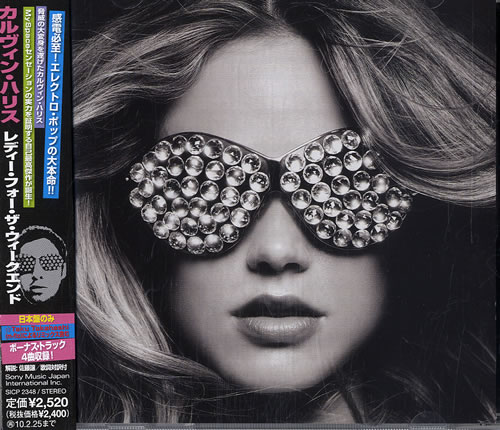 Click to view product details and reviews for Calvin Harris Ready For The Weekend 2009 Japanese Cd Album Sicp 2348.