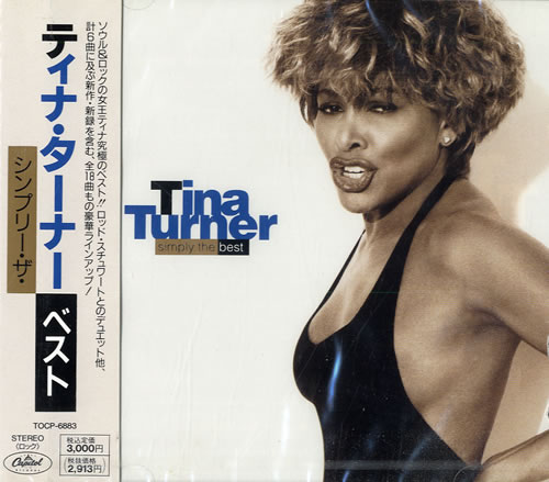 Click to view product details and reviews for Tina Turner Simply The Best Sealed 1991 Japanese Cd Album Tocp 6883.
