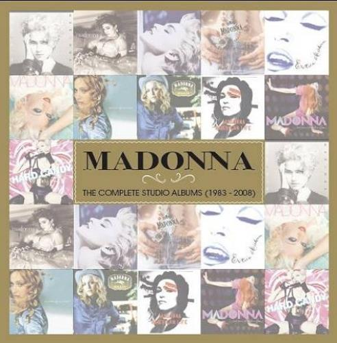 Click to view product details and reviews for Madonna The Complete Studio Albums 1983 2008 2012 Uk Cd Album 8122797404.