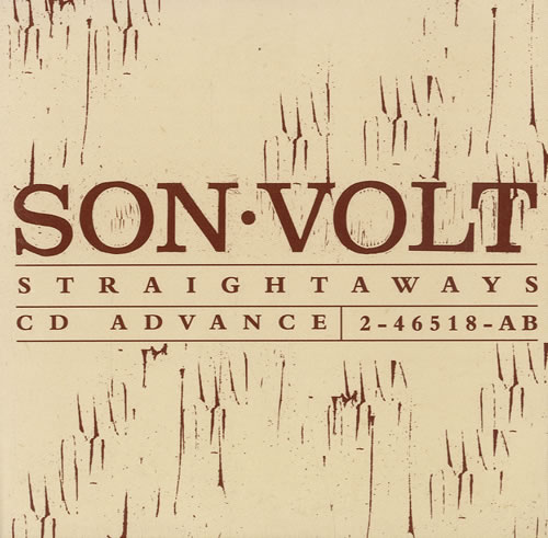 Click to view product details and reviews for Son Volt Straightaways 1997 Usa Cd Album 2 46518 Ab.
